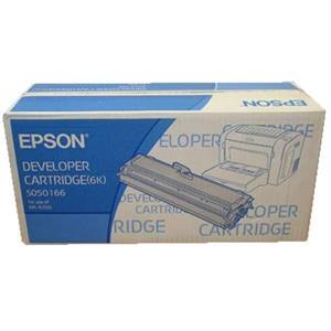 Sort lasertoner 50166 - Epson -  6.000 sider.