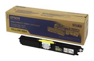 Gul lasertoner 50554 - Epson - 2.700 sider.