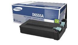 Image of   Sort lasertoner - Samsung D6555A - 25.000 sider
