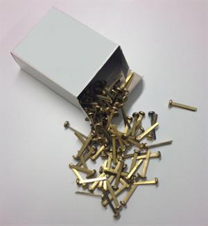Paperbinders 35mm 100 stk
