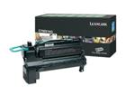 Image of   Sort lasertoner - Lexmark C792 - 20.000 sider