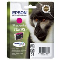 Magenta blækpatron 893 - Epson - 3,5ml.