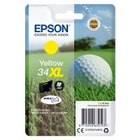 Gul blækpatron - Epson 34XL - 11ml