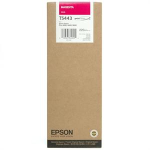 Magenta Blækpatron 5443 - Epson - 220Ml. Epson Stylus Pro 4000