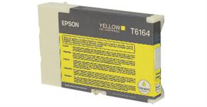 Image of   Gul blækpatron - Epson T616400 - 3.000 sider