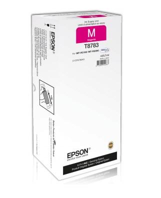Magenta blækpatron - Epson T8783 - 425,7 ml