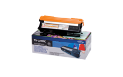 Sort lasertoner TN-328BK - Brother - 6.000 sider