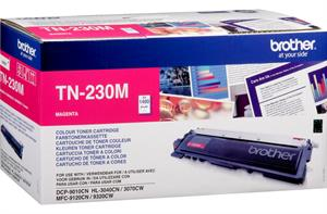 Magenta lasertoner 230m - brother - 1.400 sider. fra N/A på printerpatroner.dk