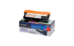Sort lasertoner TN-325BK - Brother - 4.000 sider
