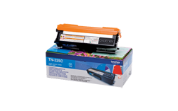 Image of   Cyan lasertoner TN-325C - Brother - 3.500 sider