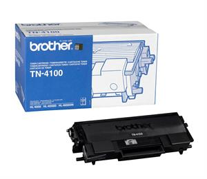 Image of   Sort lasertoner 4100 - Brother - 7.500 sider.