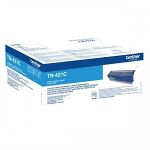 Image of   Cyan lasertoner TN421C - Brother - 1.800 sider.